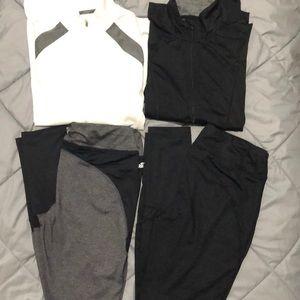 Athletic bundle